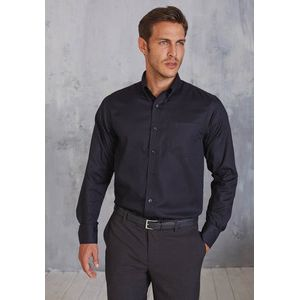 K537 Kariban Camicia uomo button-down tessuto no-stiro 100% Cotone Micro Twill Thumbnail